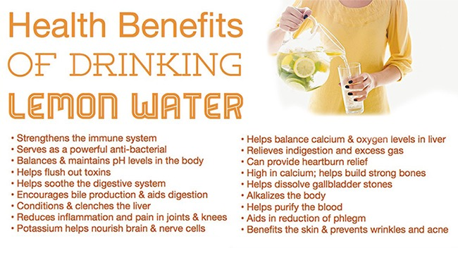 lemon-water-benefits-list